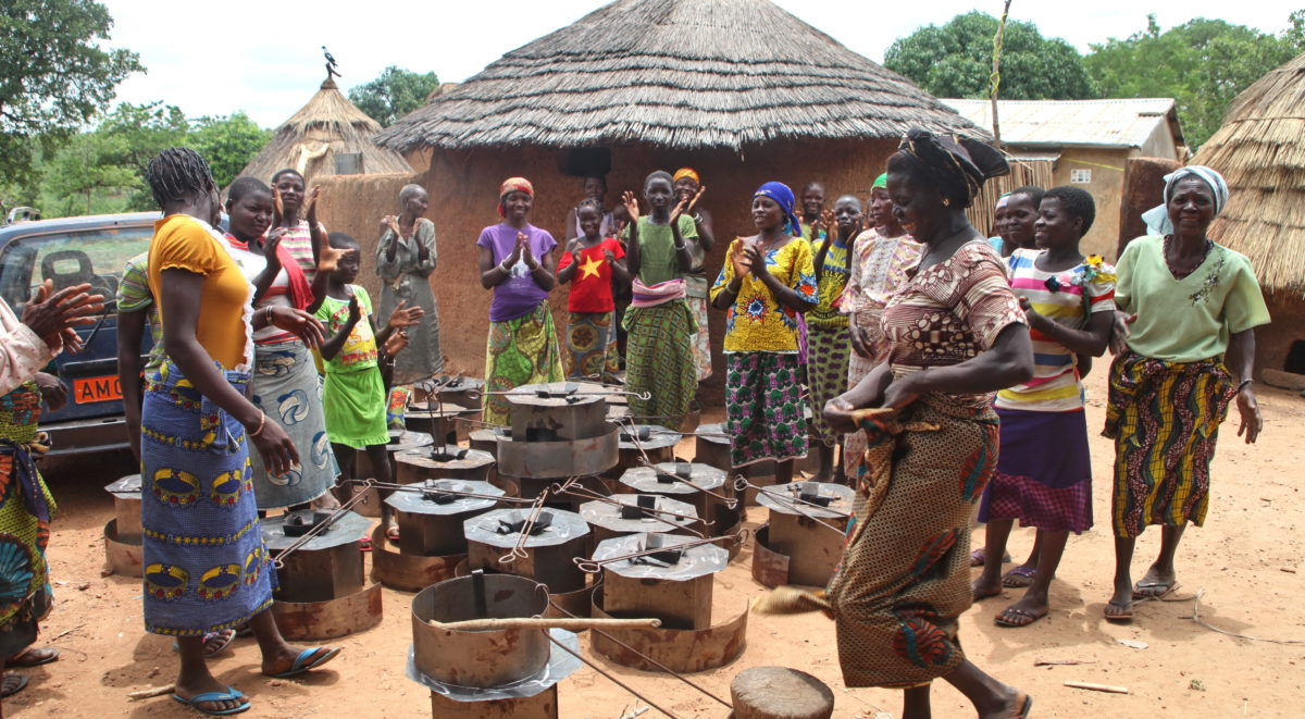 Literacy of disadvantaged children – Benin – Harambee Africa